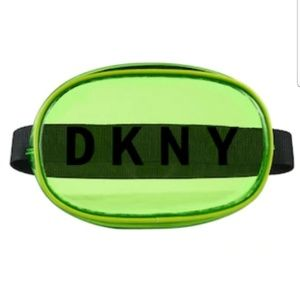 DKNY Be Delicious Green Fanny Pack